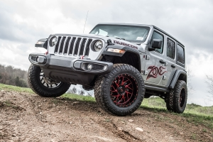 Zone Offroad 2in Lift Kit - JL