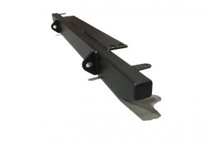 LOD Mid Width Front Bumper Bare Steel (Part Number: )