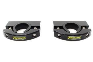 Powertank Small Roll Bar Clamp Pair (Part Number: )