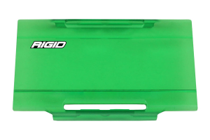 Rigid Industries E-Series 6IN Light Cover, Green (Part Number: )
