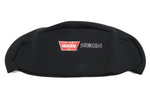 Warn Neoprene Zeon Winch Cover Black