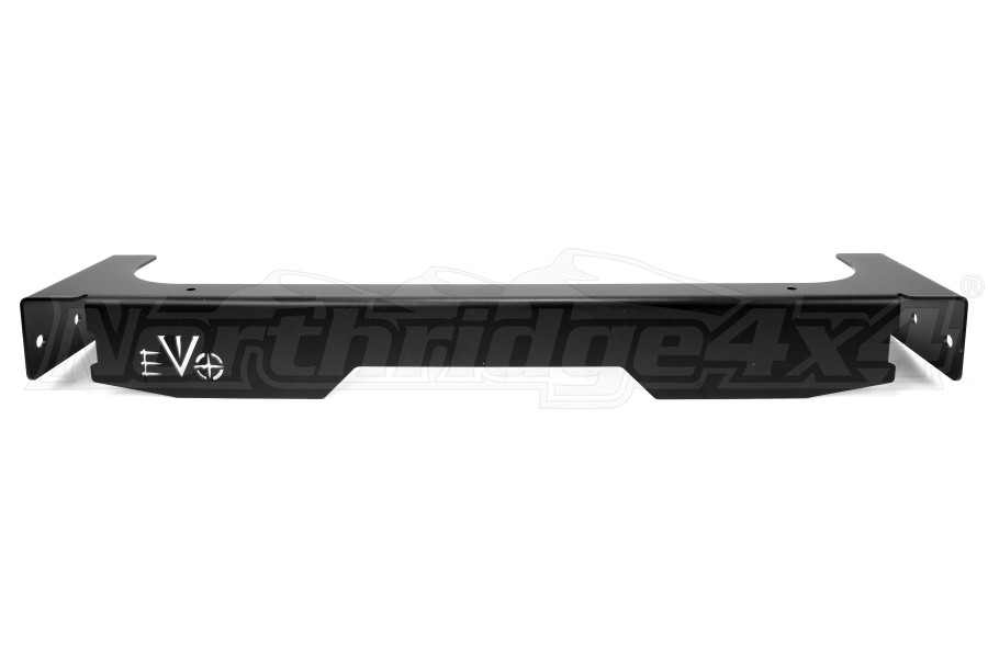 EVO Manufacturing Rear Bumper Fascia Black ( Part Number: 1111B)