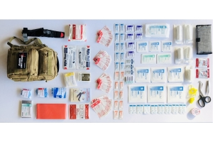 Outer Limit Supply Rover Sling First Aid Kit - Coyote