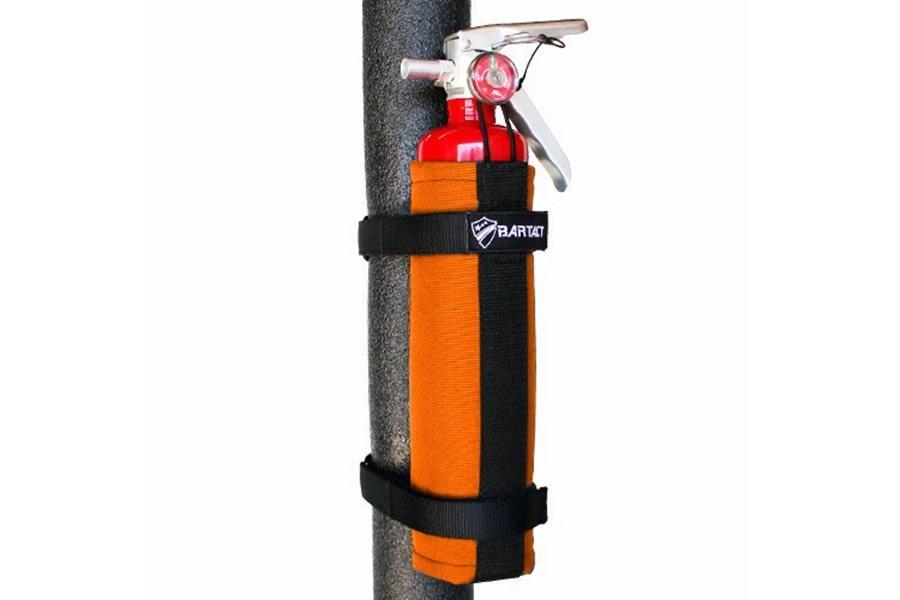 Bartact Roll Bar 2.5LB Fire Extinguisher Holder - Orange