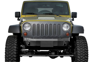 Rock-Slide Engineering Aluminum Series Shorty Front Bumper (Part Number: )