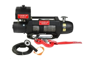 Comeup Seal Gen2 Series 9.5s Recovery Winch w/ Synthetic Rope (Part Number: )