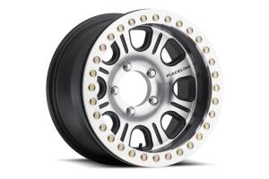 Raceline Wheels RT232 Monster Series Beadlock Wheel, 17x8.5 5x5 - JT/JL/JK
