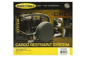 Smittybilt Cargo Restraint System Black Diamond (Part Number: )
