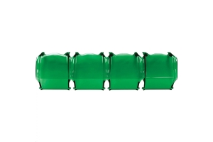 Rigid Industries Adapt 10in Cover, Green (Part Number: )