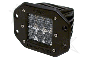 Rigid Industries Dually D2 LED Lights Flush Mount Diffused (Part Number: )