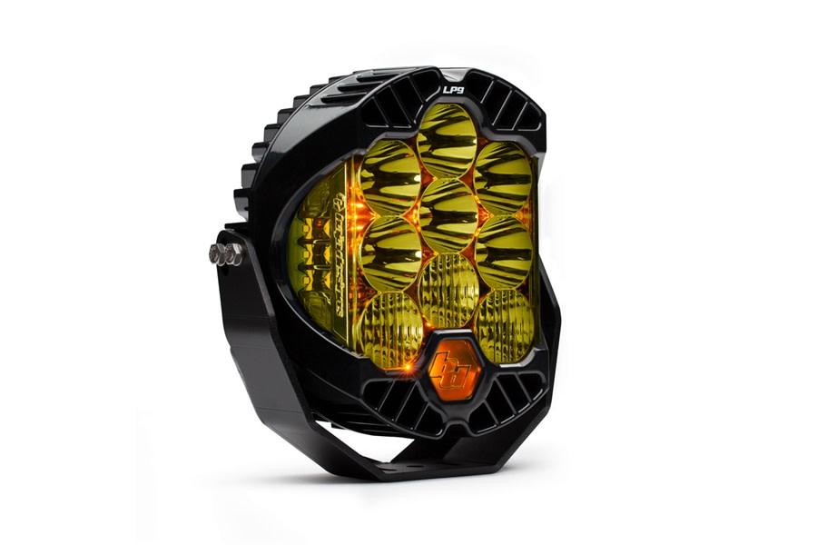 Baja Designs LP9 Pro LED Driving/Combo Light - Amber