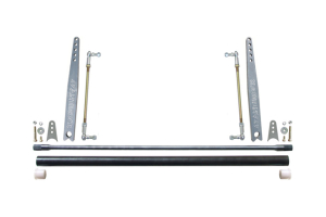 Currie Enterprises Universal AntiRock Sway Bar Kit w/20in Bent Aluminum Arms (Part Number: )