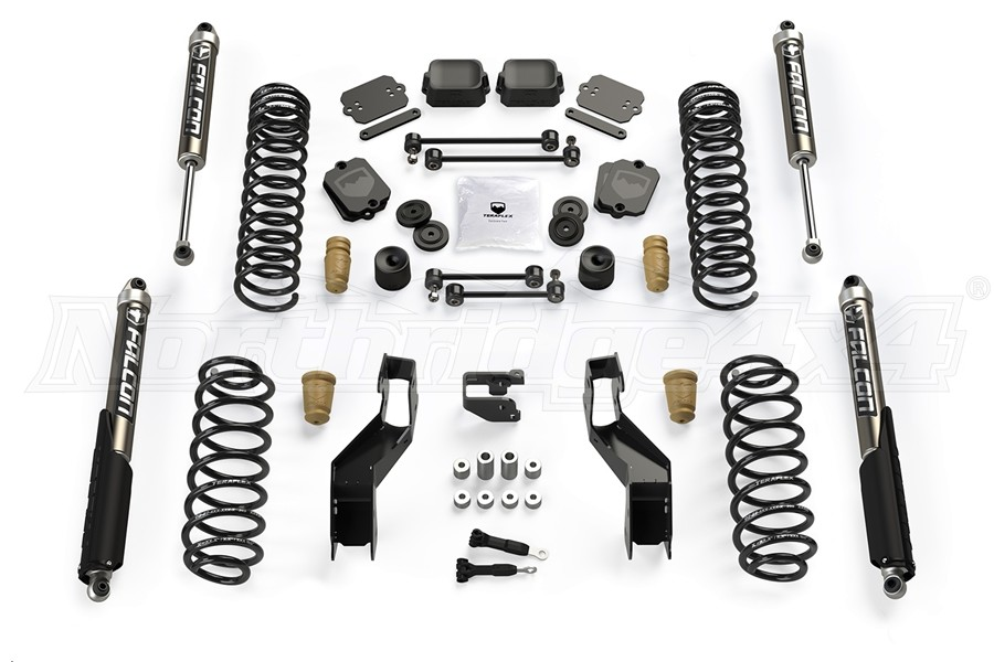 Teraflex 3.5in Sport ST3 Suspension System w/ Falcon 2.1 Shocks (Part Number:1513321)