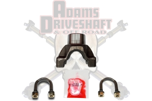 Adams Driveshaft 1310 Series U-Bolt Style Rear Forged Pinion Yoke  - JK Rubicon or Non Rubicon Dana 44