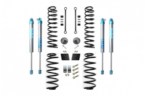 Evo Manufacturing HD 2.5in Enforcer Stage 1 Lift Kit w/ King 2.0 Shocks - JL