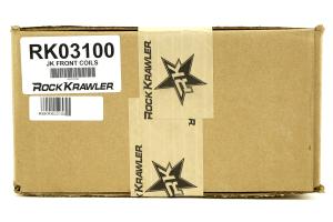 Rock Krawler Front Coil Springs - 2.5in JK4dr, 3.5in JK2dr & JL4dr (Part Number: )