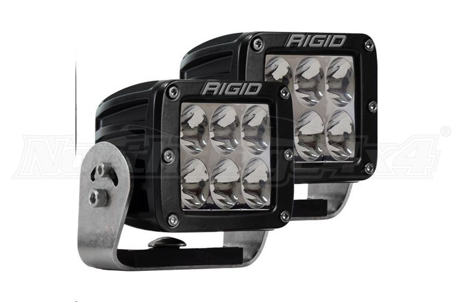 Rigid Industries D-Series Specter Diffused HD Pair (Part Number:522313)