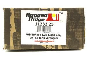 Rugged Ridge Windshield LED Light Bar (Part Number: )