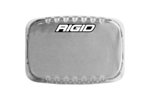 Rigid Industries SR-M Series Cover, Clear (Part Number: )