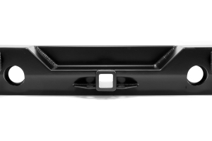 Poison Spyder RockBrawler II Rear Bumper Black (Part Number: )