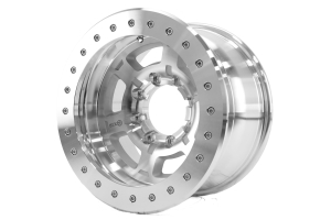 ATX Wheels AX757 Chamber Pro II Machined 17x9 8x6.5 ( Part Number: AX75779080524NF)