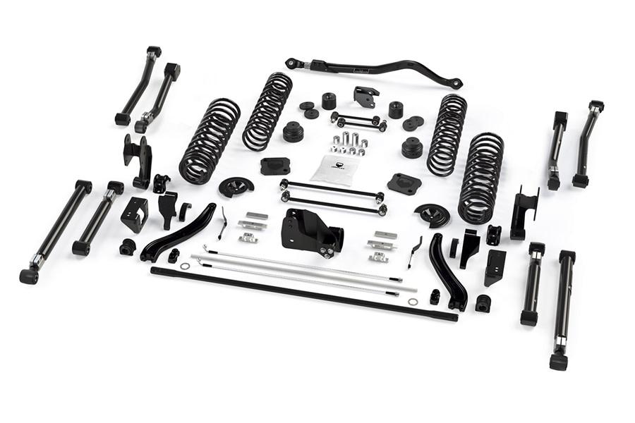 Teraflex 3.5in Alpine CT3 Short Arm Extended-Travel Lift Kit - No Shocks - JT