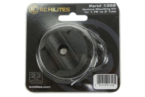 KC Highlites Cyclone Tube Mount (Part Number: )