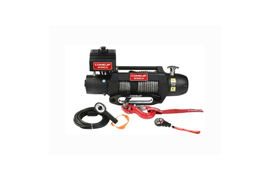 Comeup Seal Gen2 9.5RS Recovery Winch (Part Number:295850)