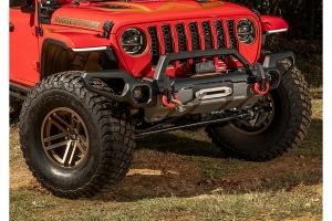 Rugged Ridge Venator Front Bumper Overrider  - JT/JL