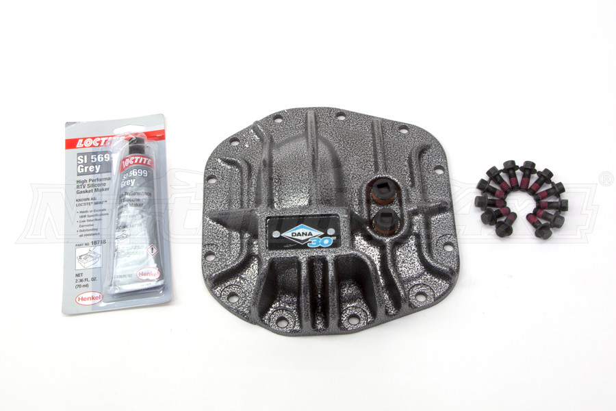 Dana 30 Front Differential Cover Kit - JL