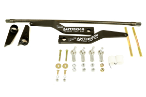 Currie Enterprises Antirock Sway Bar Kit w/ Brackets Front ( Part Number: CE-9900JKF)
