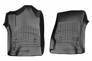 WeatherTech Front Floorliner Black (Part Number: )