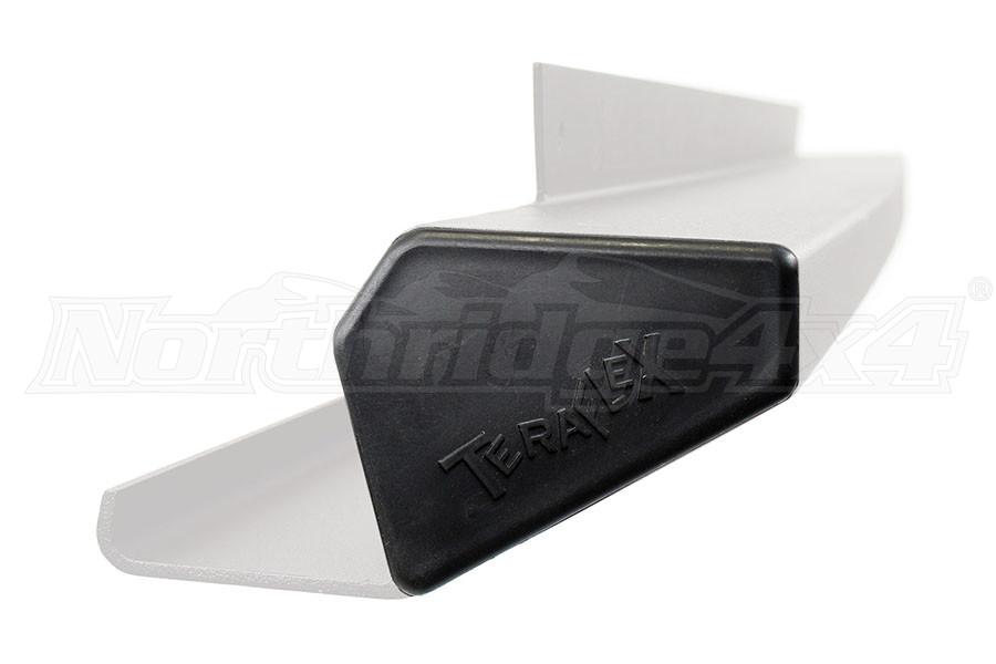 Teraflex JK Rock Slider Cap - Front Driver/Rear Passenger  (Part Number:633100)