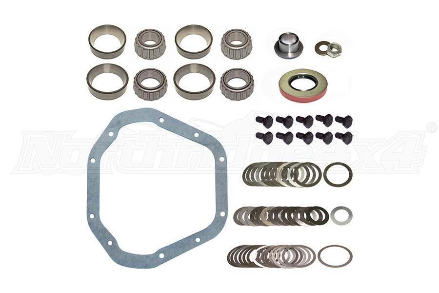 Currie Enterprises Master Bearing Kit for 60 Rear Axle - JK