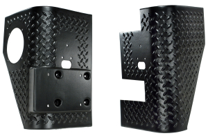 Rugged Ridge Rear Corner Guards   - TJ