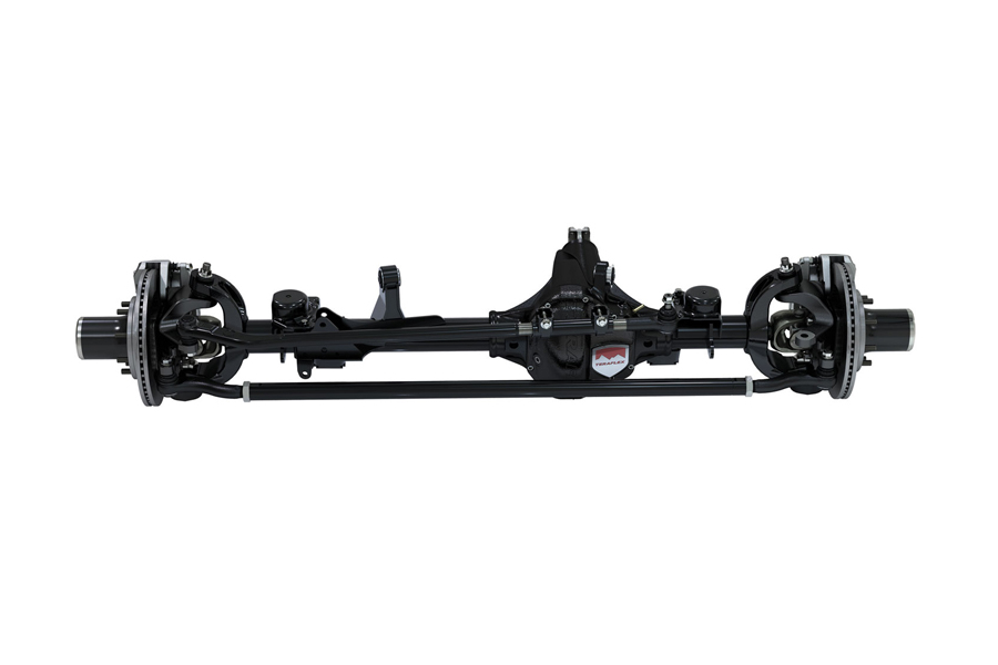 Teraflex Front Tera60 Axle w/Locking Hubs and 5.38 R&P (Part Number:3606538)