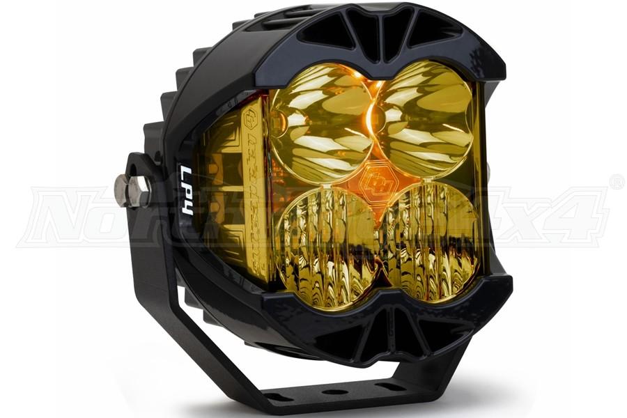 Baja Designs LP4 Pro LED Light, Amber, Driving/Combo