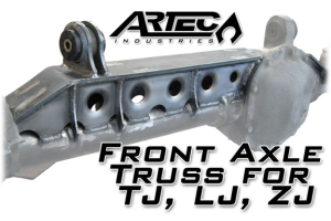 Artec Industries Front Axle Truss - LJ/TJ