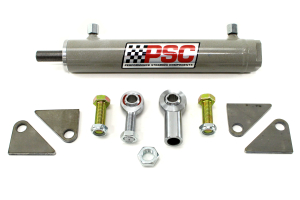 PSC 1.75 x 6.25 Steering Cylinder w/ Rod Ends And Mount Hardware  ( Part Number: SC2222K)