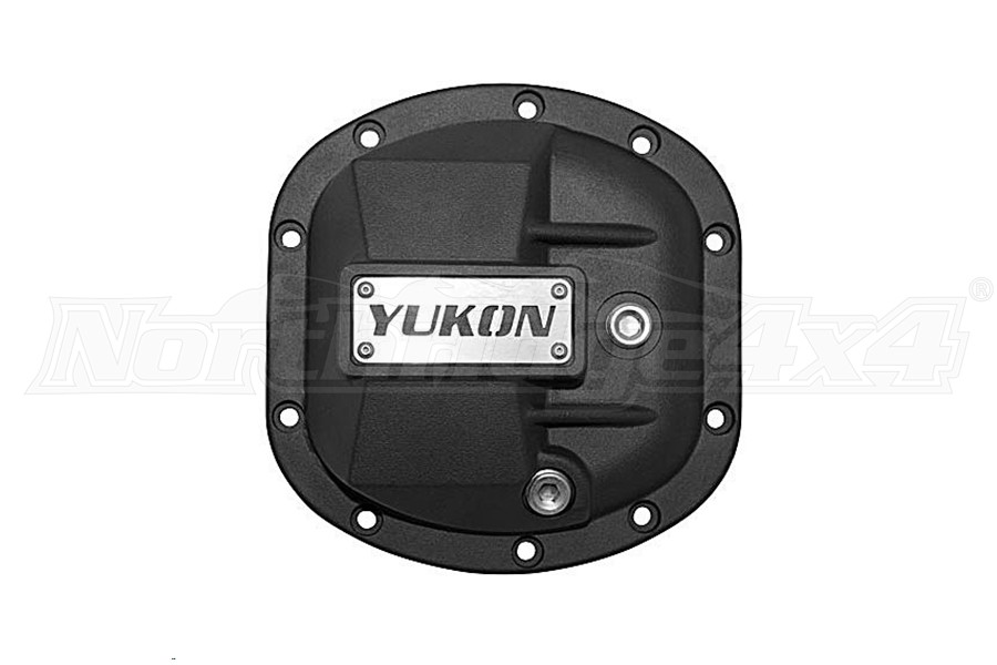 Yukon D30 Hardcore Diff Cover  (Part Number:YHCC-D30)