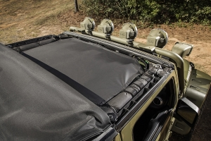 Rugged Ridge Total Eclipse Soft Top Shade (Part Number: )