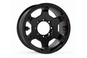 Teraflex Deluxe Nomad Metallic Black Wheel - 17x8.5 8x6.5