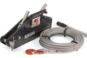 ARB Magnum Hand Winch Rope and Reeler (Part Number: )