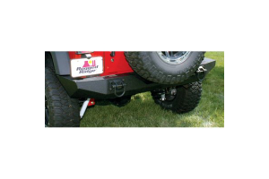 Rugged Ridge XHD Rear Bumper ( Part Number: 11546.20)