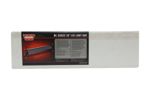 Warn WL Series Light Bar Spot 20in (Part Number: )