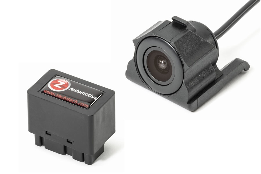 Z Automotive Camera and Tazer Kit - JT/JL