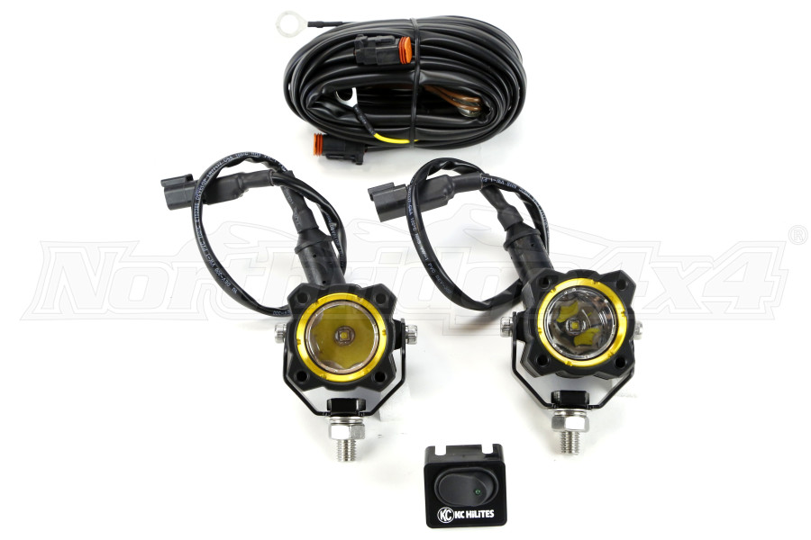 KC Hilites FLEX LED Light System