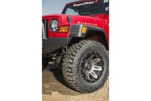 Rugged Ridge XHD Gun Metal Wheel 17x9 5x5 - JK/JL/JT