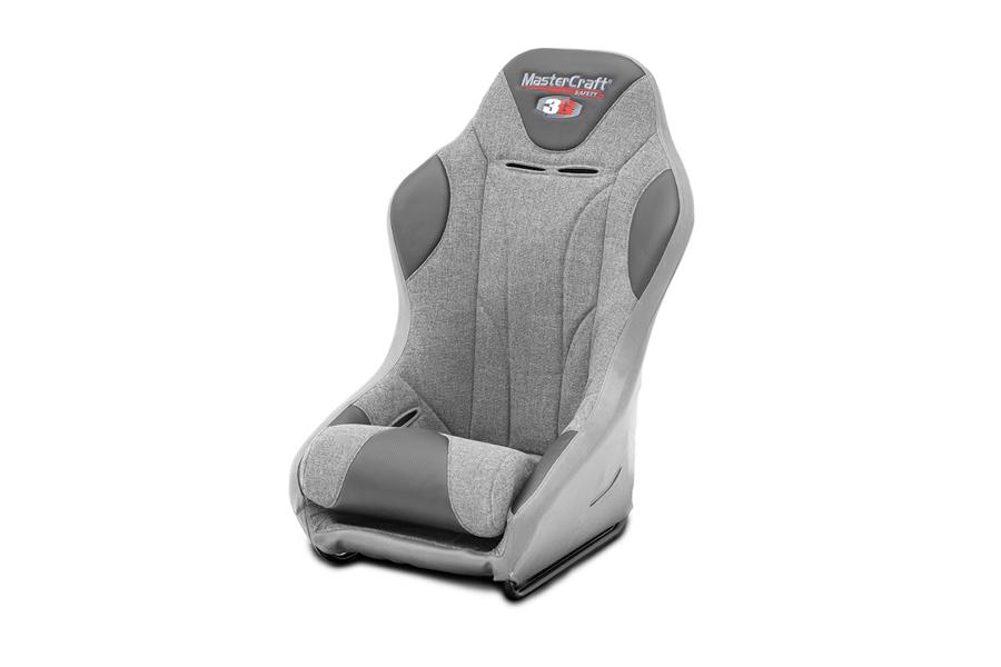 MasterCraft 3G Racing Seat Gray (Part Number:568019)