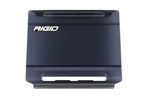 Rigid Industries E-Series 4IN Light Cover, Smoked (Part Number: )